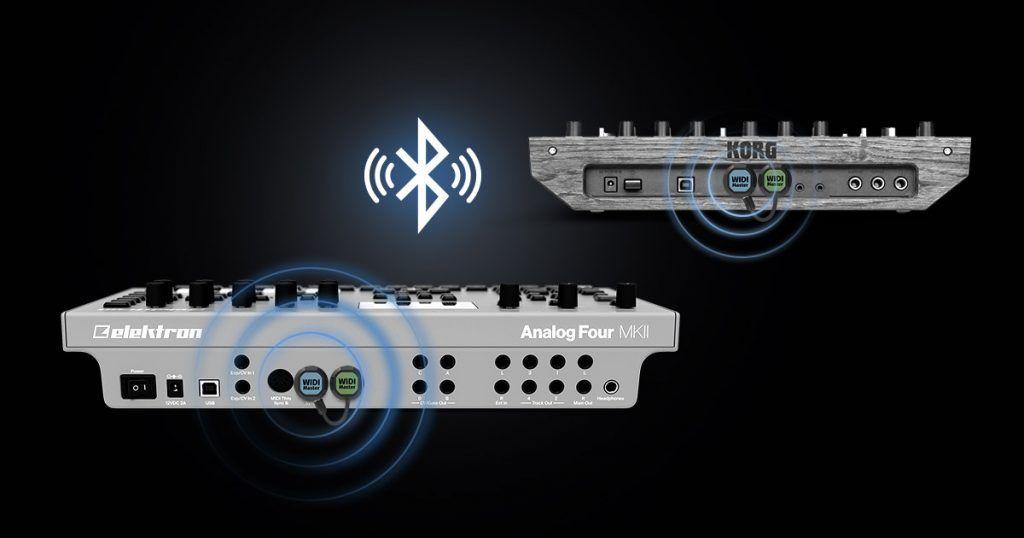 Bluetooth MIDI by CME