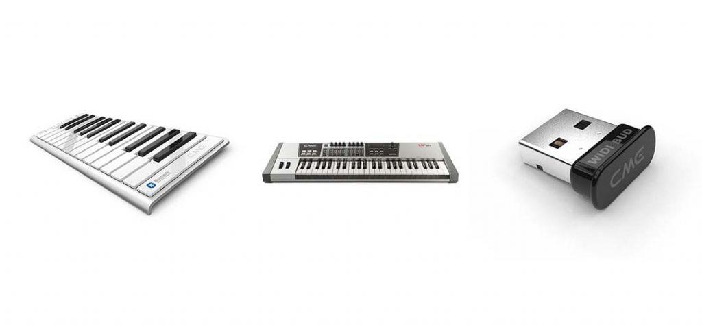 Wireless MIDI history